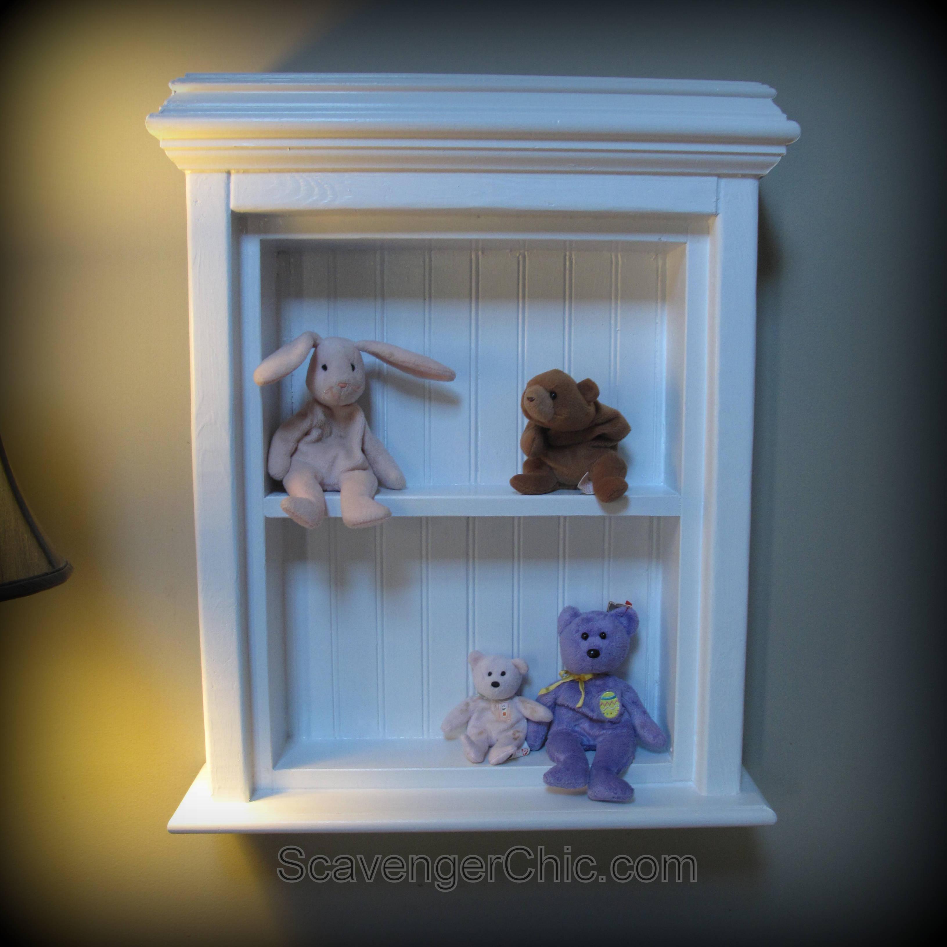 Diy Mirror Cabinet Door: Create A Medicine Cabinet From A Mirror Diy
