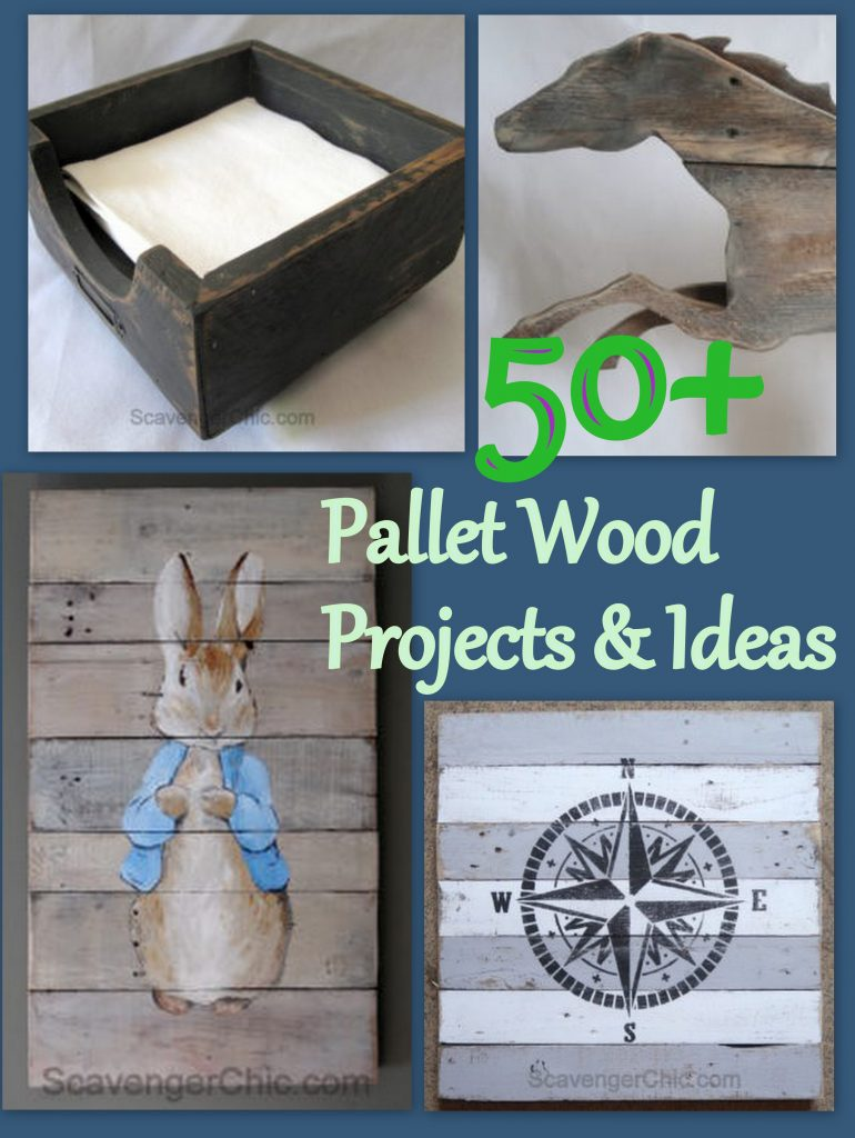Reclaimed Wood And Pallet Projects Page 2 Scavenger Chic